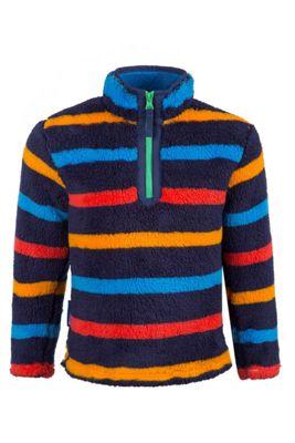 Mountain Warehouse Yeti Kids Stripe Fleece ( Size: 2-3 yrs )