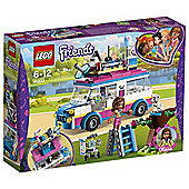 LEGO Friends Olivia'S Mission Vehicle 41333 Best Price, Cheapest Prices
