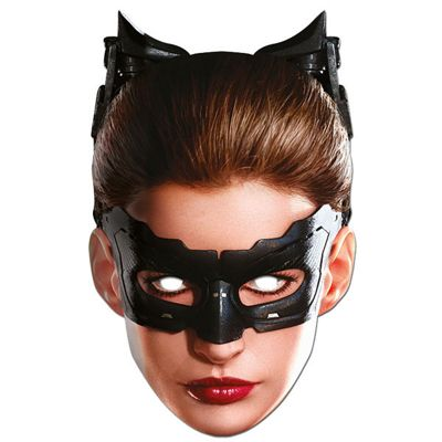 Catwoman - The Dark Knight Rises Mask