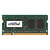 Crucial 1024MB 667MHz PC2-5300 DDR2 Memory Module