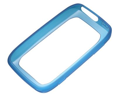 Nokia Bumper Cover Case for Lumia 710 - Cyan Blue