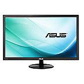 """ASUS VP278H 27"""" Full HD TN Matt Black computer monitor"""