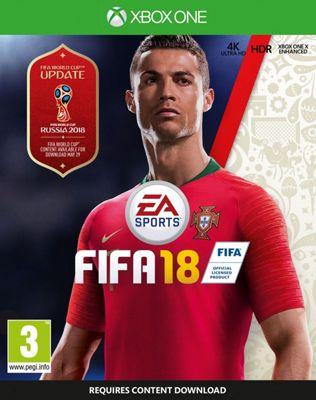 FIFA 18 Standard edition Xbox One