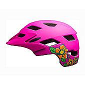 Bell Sidetrack Kids Helmet - 47-54cm, Pink