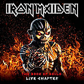 Iron Maiden - Book Of Souls: Live Chapter