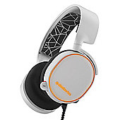 SteelSeries Arctis 5 RGB 7.1 Surround Gaming Headset - White