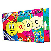 Zoobookoo Insect Alphabet Line Game