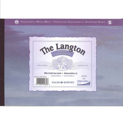 Langton Pad A5 Rough