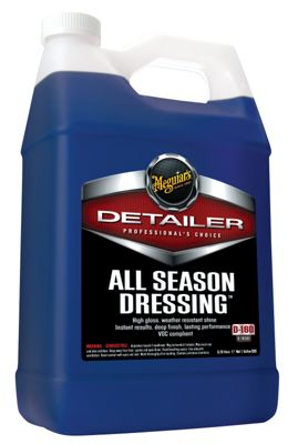 Meguiars All Season Dressing Concentrated 3.78ltr