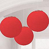 Red Lanterns - 24cm
