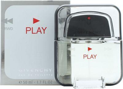 Givenchy Play Eau de Toilette (EDT) 50ml Spray For Men