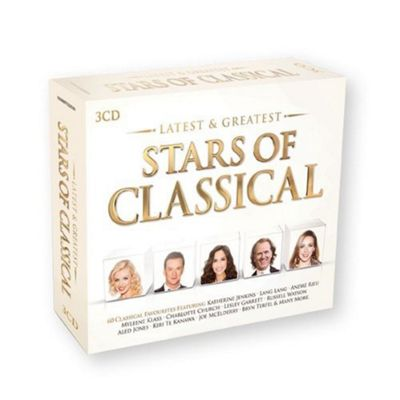 Latest & Greatest Stars Of Classical (3CD)