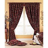 Shiraz - Pencil Pleat Curtains, 168x183cm