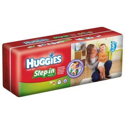 Huggies Step-In Economy Size 5 38