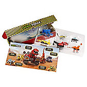 Dinotrux 6 Piece Gift Pack