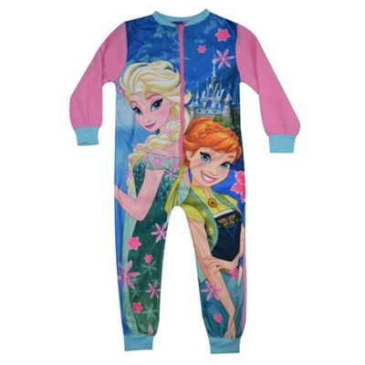 Disney Frozen 'Princess' Fleece 2-3 Years Jumpsuit