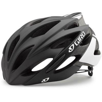 Giro Savant Road Bike Helmet Black/White, Large