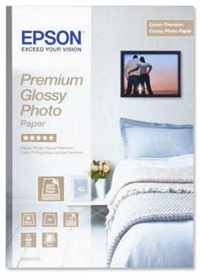 Epson Premium Glossy Photo Paper 15 A4