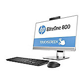 HP EliteOne 800 G3 All-in-One Computer Intel Core i7 Not Included Windows 10 Pro Integrated Graphics