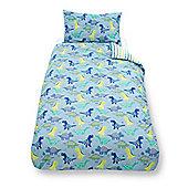B Baby Bedding Dinosaur Single Bed Duvet Set Size single bed