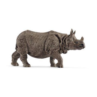 Schleich Wildlife Indian Rhinoceros