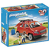 Playmobil 5436 Summer Fun Camping Family SUV