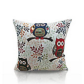 Alan Symonds Tapestry Toowit Cushion Cover - 45x45cm