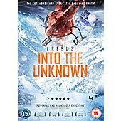 Erebus: Into The Unknown DVD