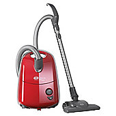 Sebo-E1-EPOWER-RED Cylinder Vacuum Cleaner with 3.5L Capacity in Red