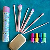 Unicorn Make Up Brush Set