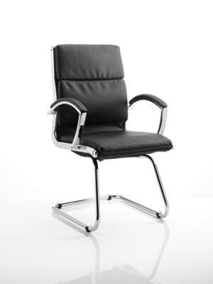 Maestro Gladsaxe Cantilever Chair - Black