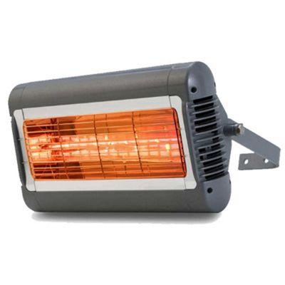 Tansun Sorrento 1.5kW Quartz Patio Heater - Silver