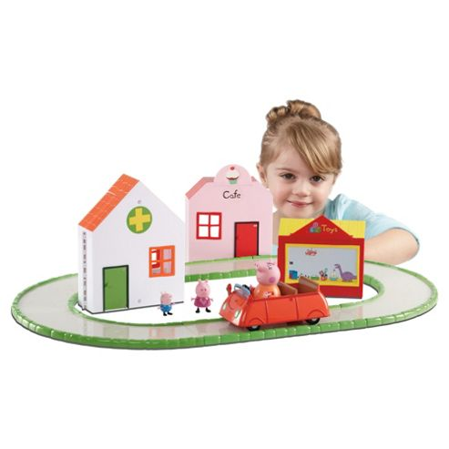 Peppa Pig Shopping Playset