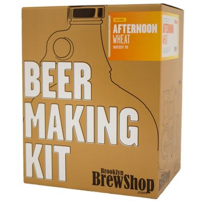 Beer Making Kit: Afternoon Wheat Flavour
