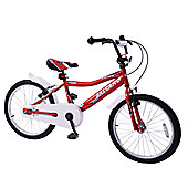 "Salcano Excel 20"" Wheel Kids BMX Bike Red"