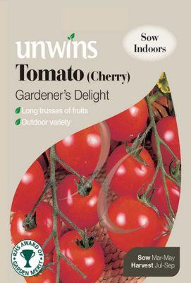 Tomato Cherry Gardener's Delight