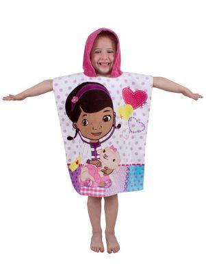 Disney Doc McStuffins Hooded Towel Poncho