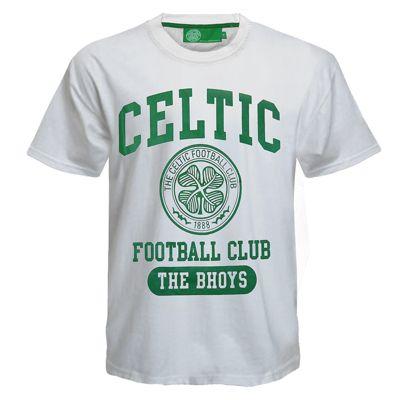 Celtic FC Boys T-shirt 7-8 Years SB