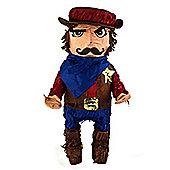 Sheriff Piñata - 45cm tall