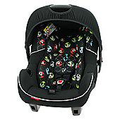 OBaby Group 0+ Infant Car Seat (Mickey Circles)