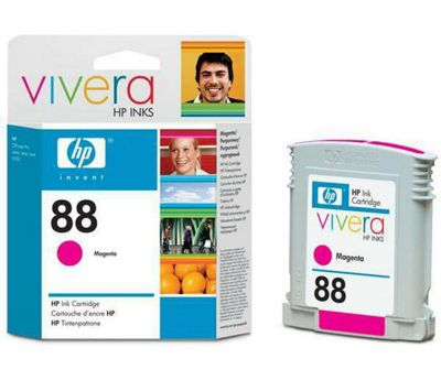 HP 88 (C9387AE) printer ink cartridge - Magenta