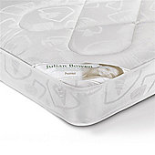 Damask Quilted Spring Mattress - Small Double 4ft