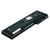 Hewlett-Packard 4400 mAh Lithium-ion Battery - Black