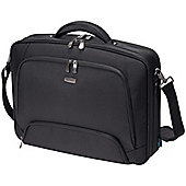 """Dicota Multi PRO Carrying Case for 43.9 cm (17.3"""") Notebook, iPad, Tablet, Pen, Cellular Phone, Business Card, Accessories - Black"""