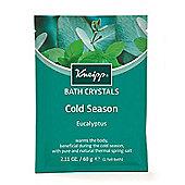 Kneipp Eucalyptus Cold Season Bath Salts 60g