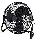"Tesco VF1818 18"" High Velocity Fan Matt Black"