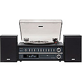 Teac MCD800 CD/Turntable/Tuner Hifi System (Black)