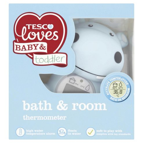 Tesco Loves Baby Bath & Room Thermometer