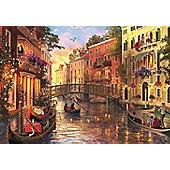 Sunset in Venice - 1500pc Puzzle