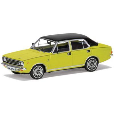CORGI VA06310 Morris Marina 1.8 TC Jubilee, Citron